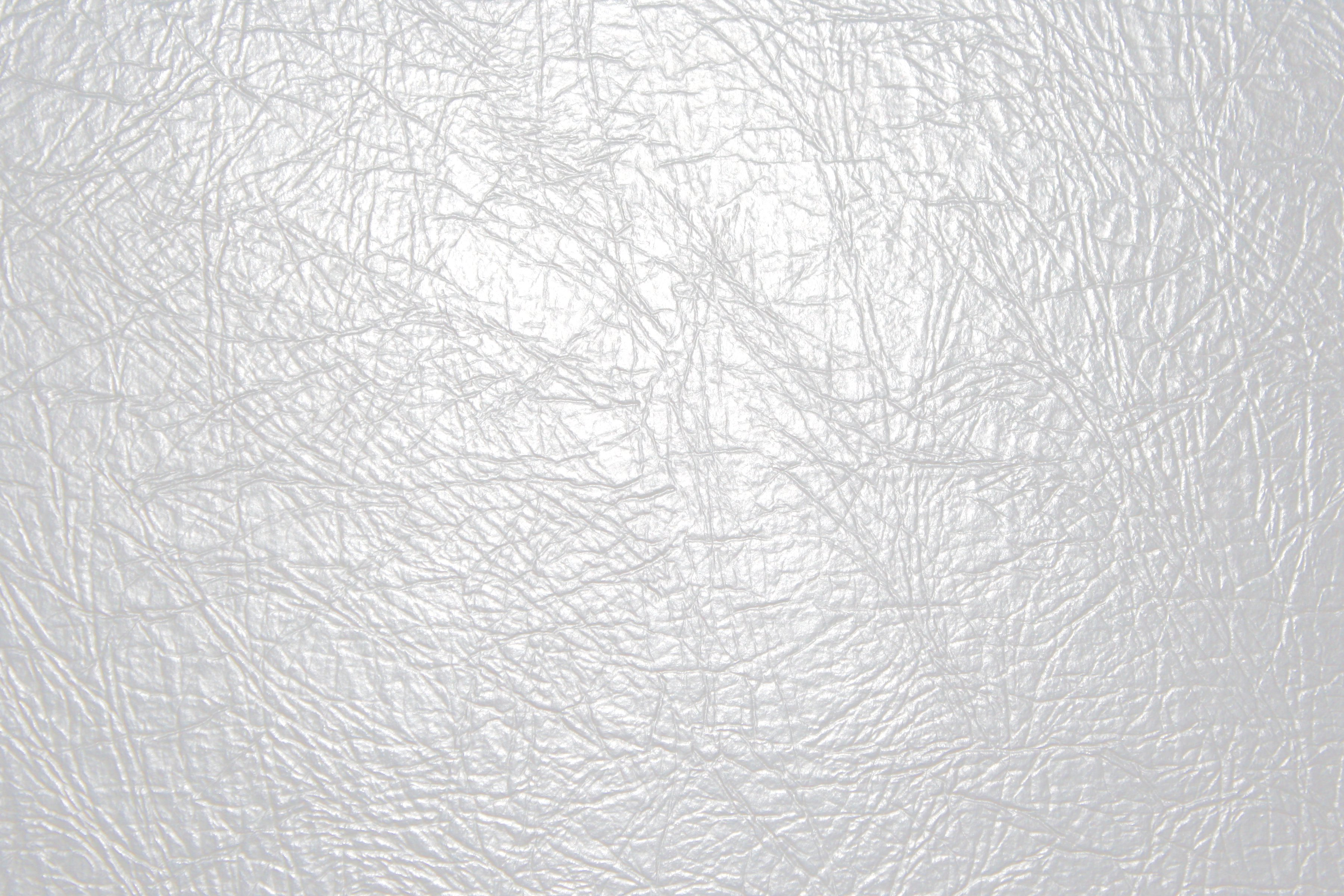 White Leather Wallpaper