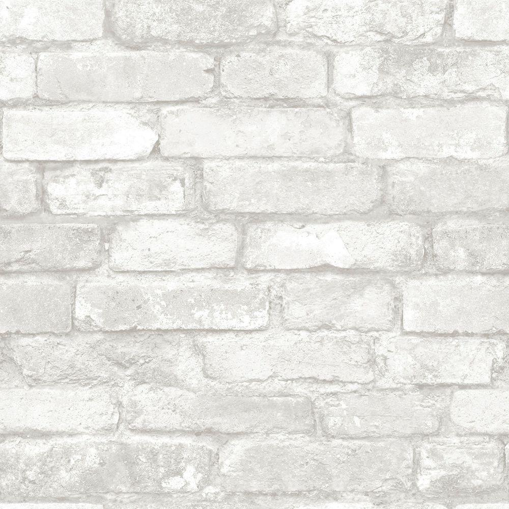White Peel And Stick Wallpaper