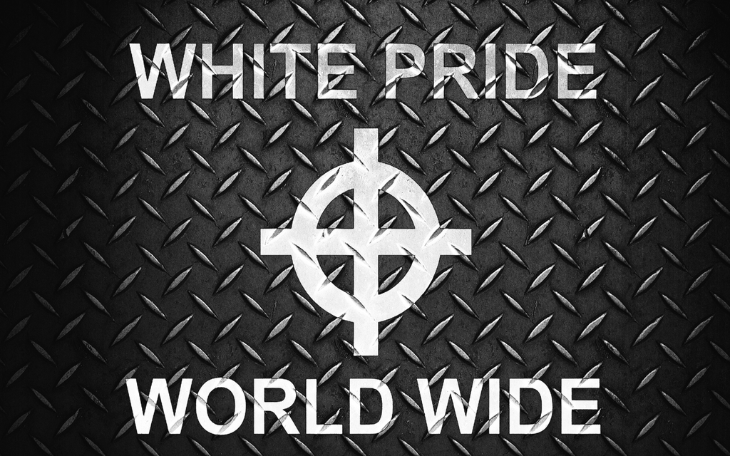 White Pride Wallpaper