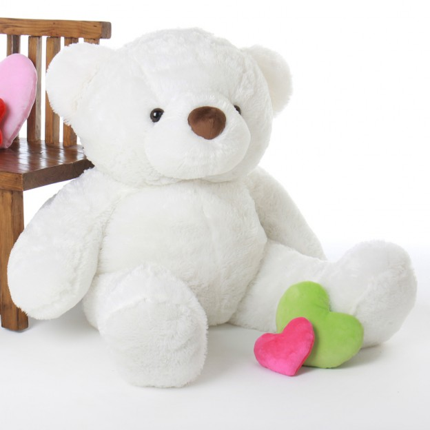 White Teddy Bear Wallpapers