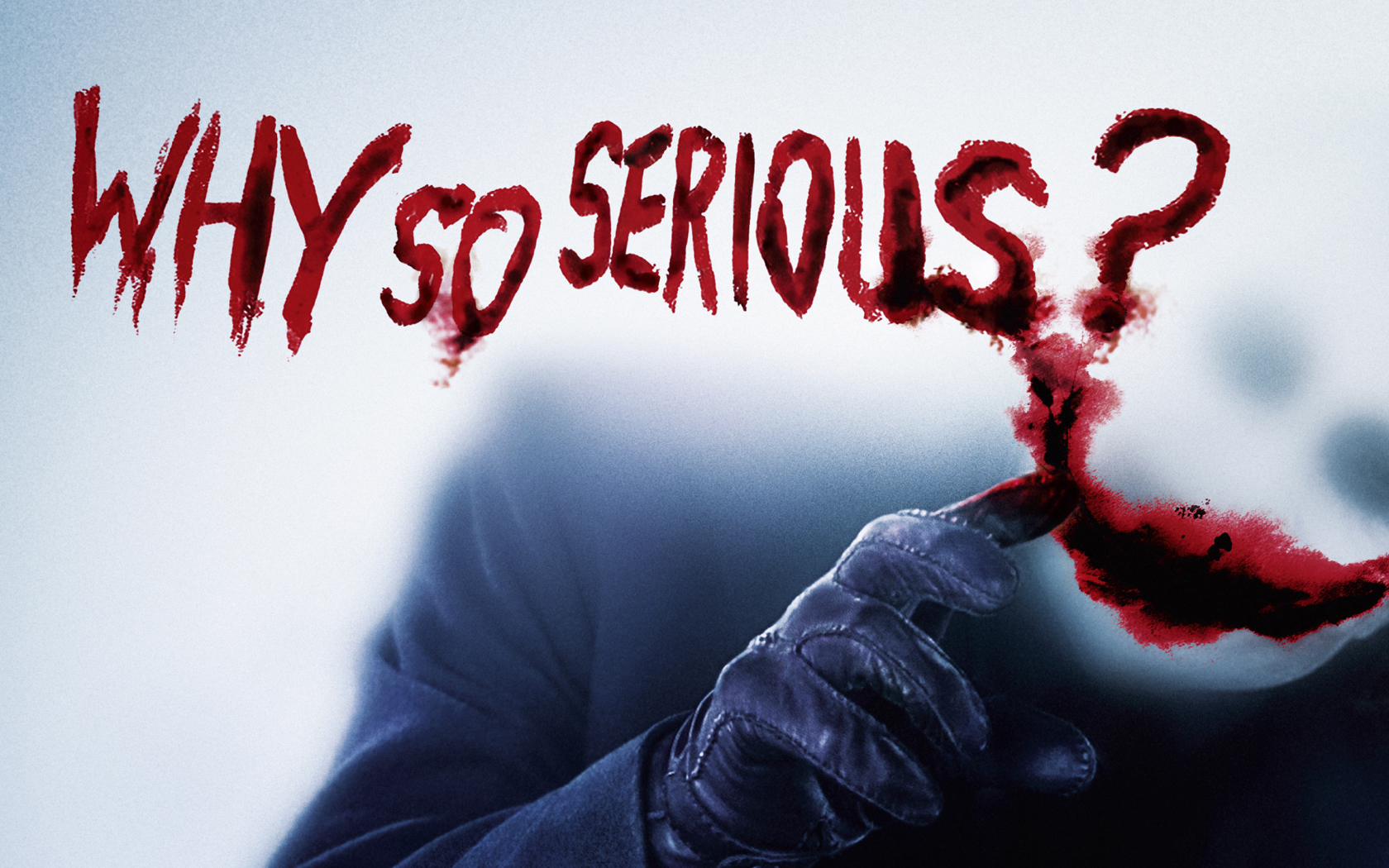 Why So Serious Wallpaper