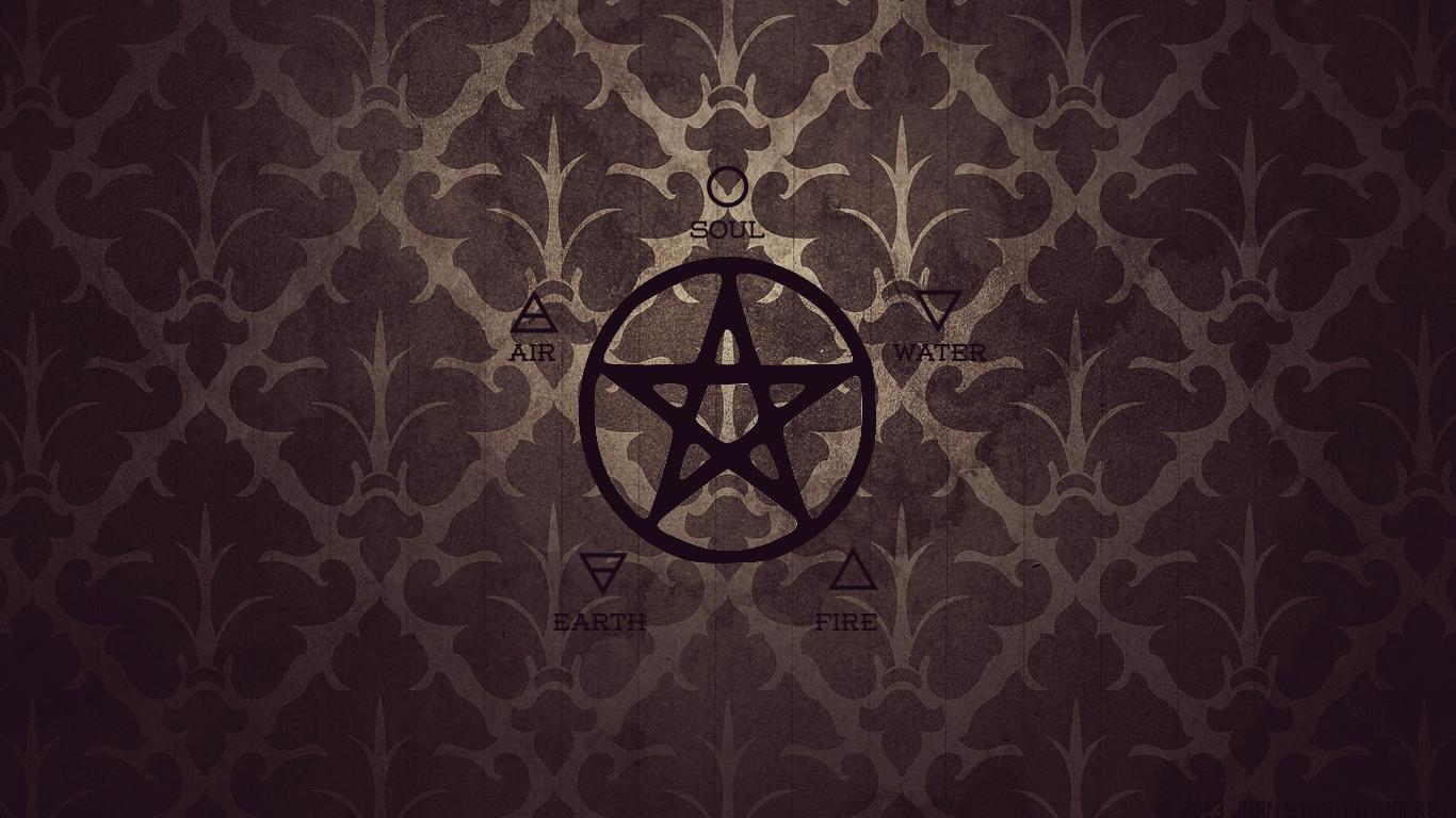 Wicca Wallpaper