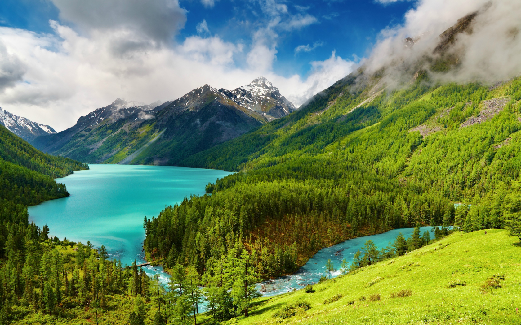 Widescreen Nature Wallpapers High Resolution