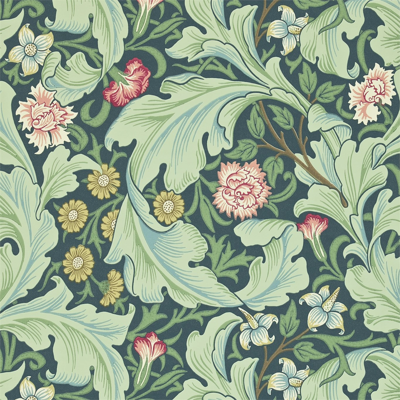 William Morris Wallpaper Images