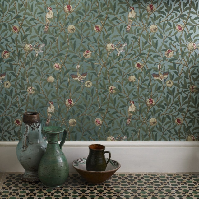 William Morris Wallpaper Usa