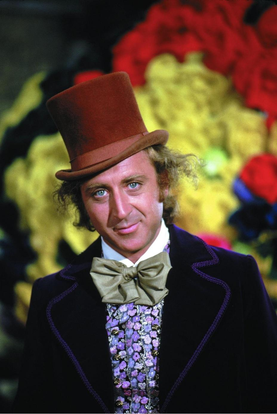 Willie Wonka Wallpaper