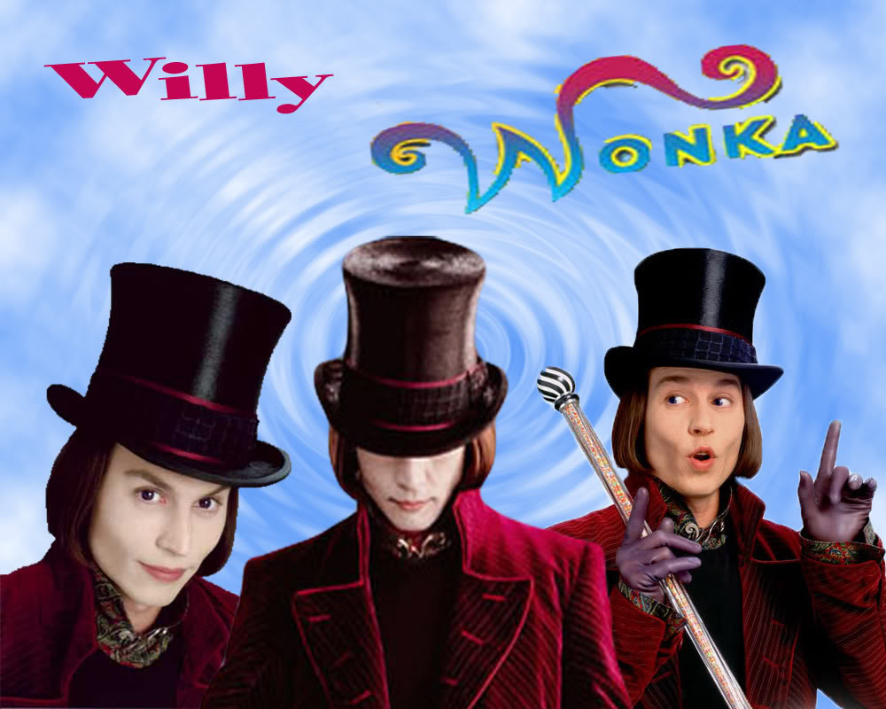 Willy Wonka Wallpapers