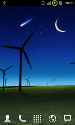 Windmill Wallpaper Live
