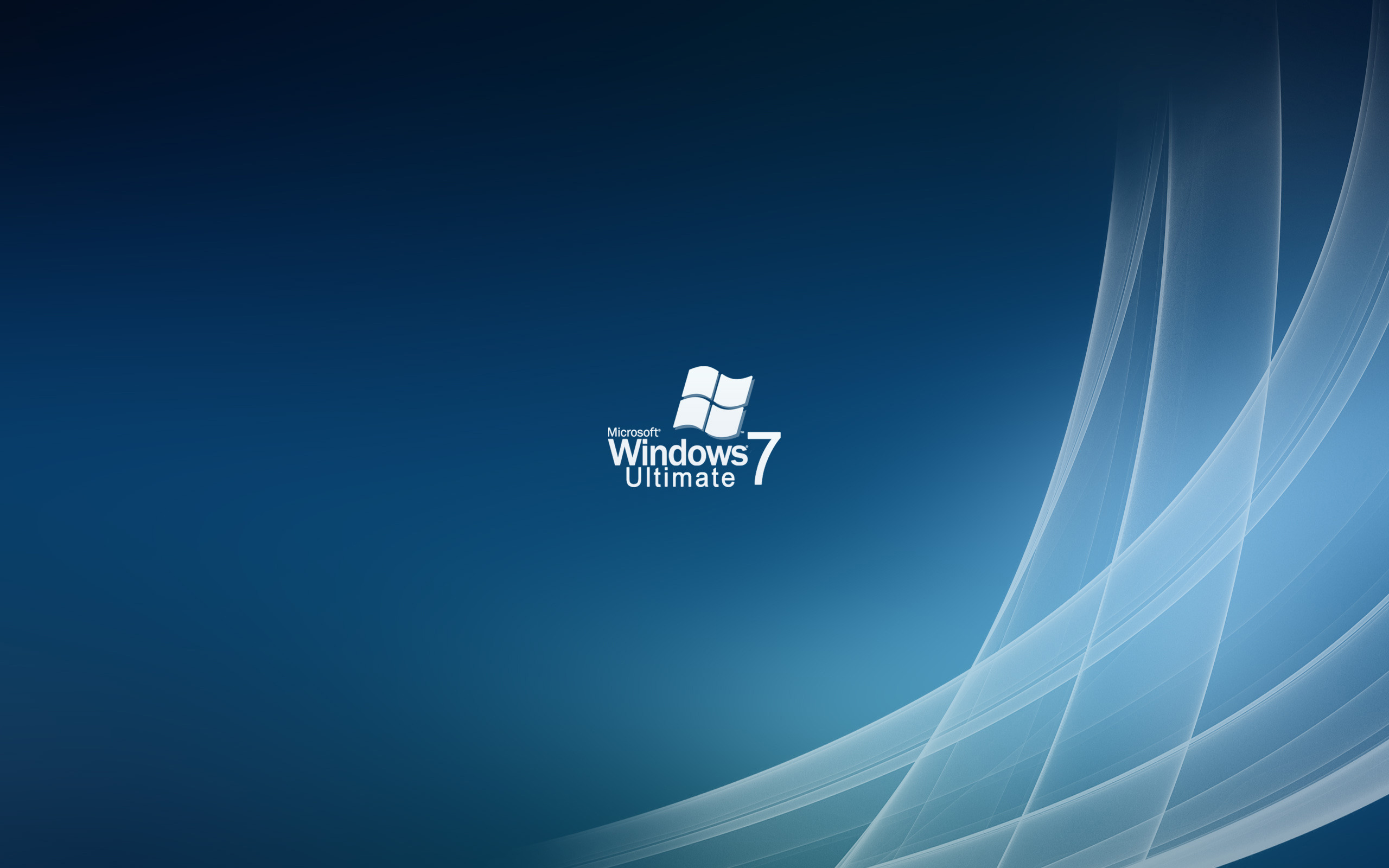 Window 7 Ultimate Wallpaper