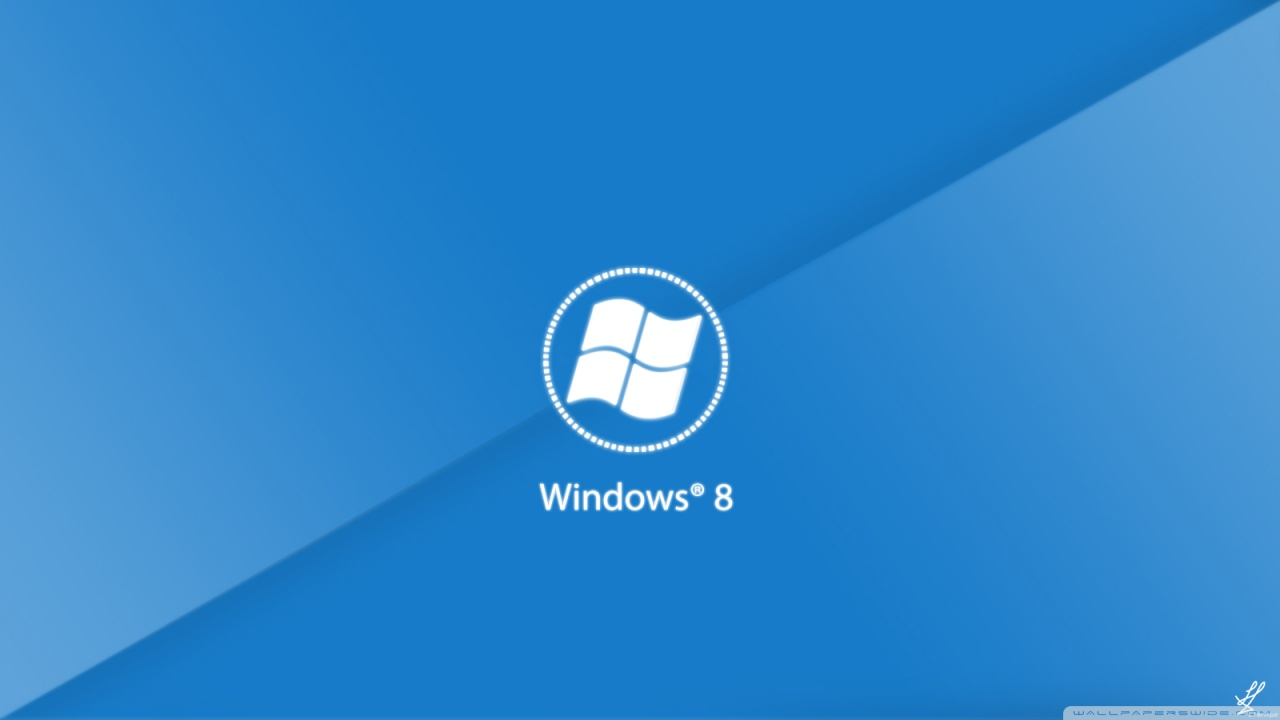 Window 8 Wallpaper Theme