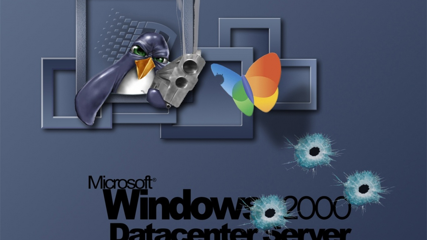 Windows 2000 Wallpaper