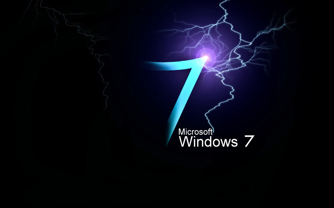 Windows 7 Custom Wallpaper