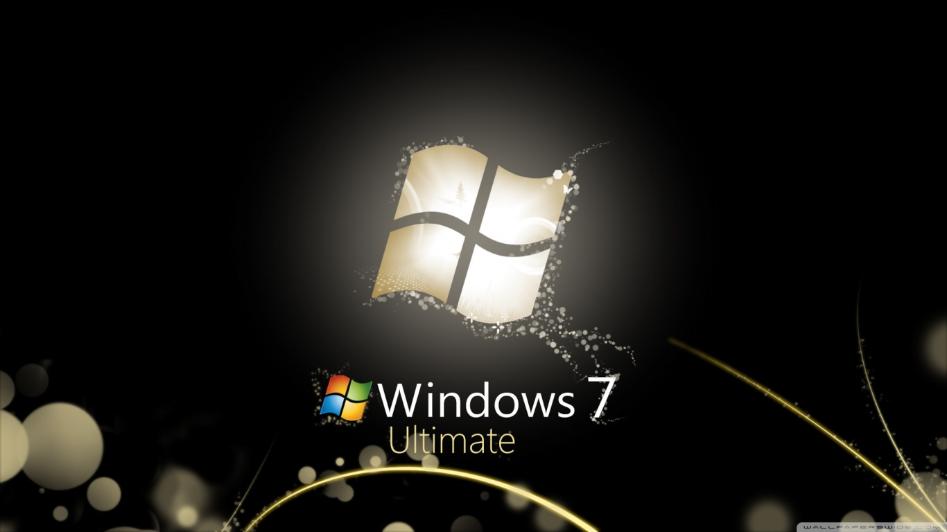 Windows 7 HD Wallpaper 1366x768