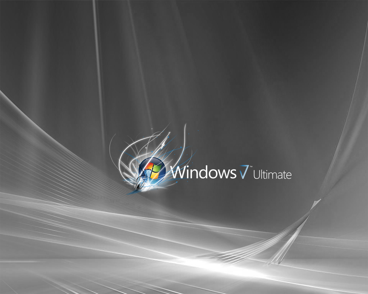 Windows 7 Ice Wallpaper