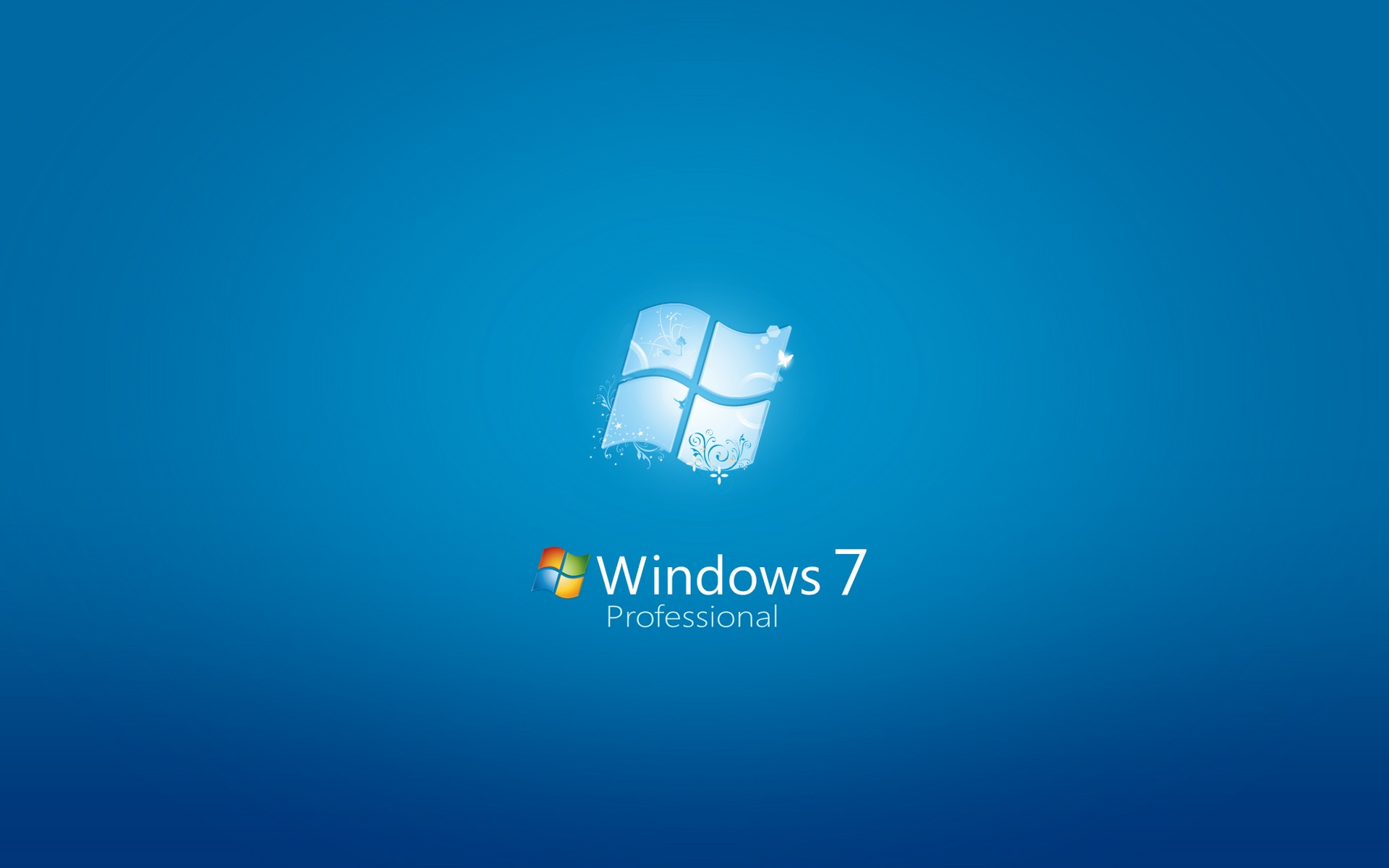 Windows 7 Pro Wallpaper