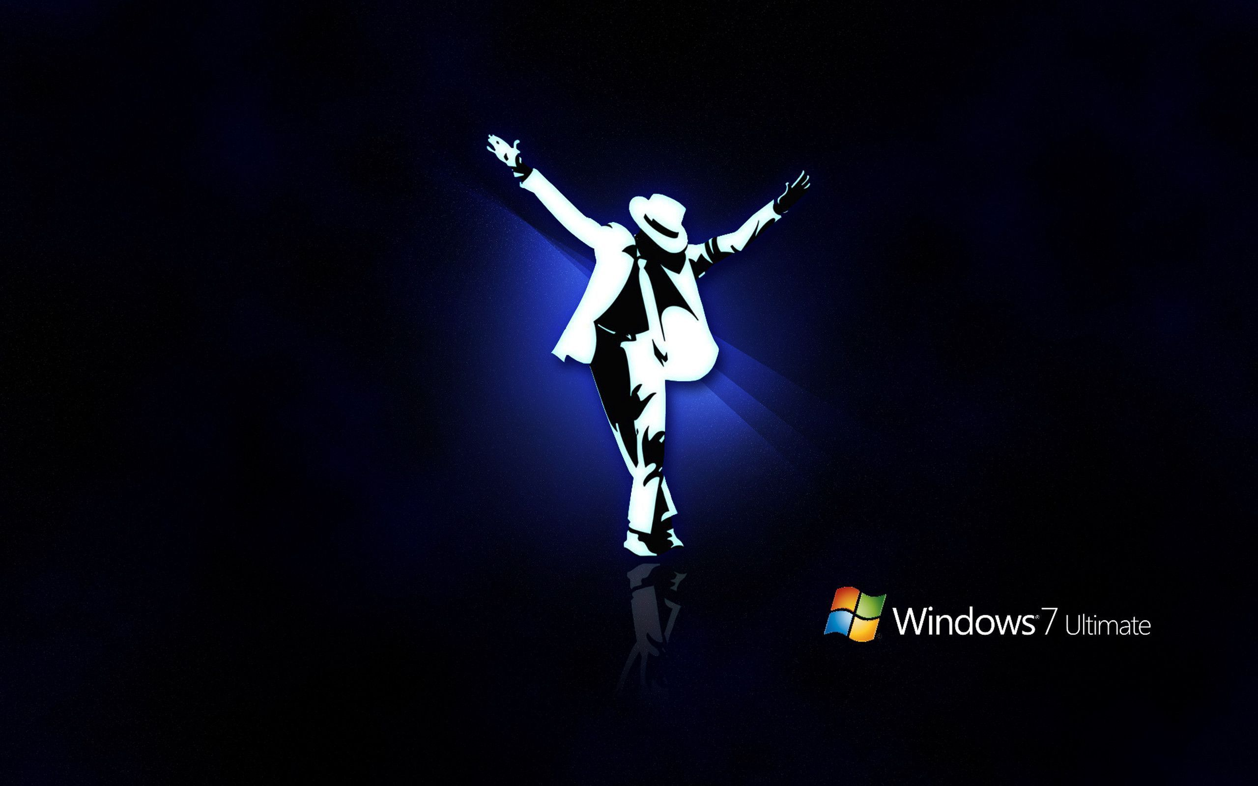 Windows 7 Ultimate 3D Wallpaper