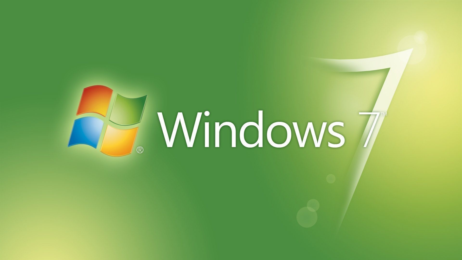 Windows 7 Ultimate Desktop Wallpaper