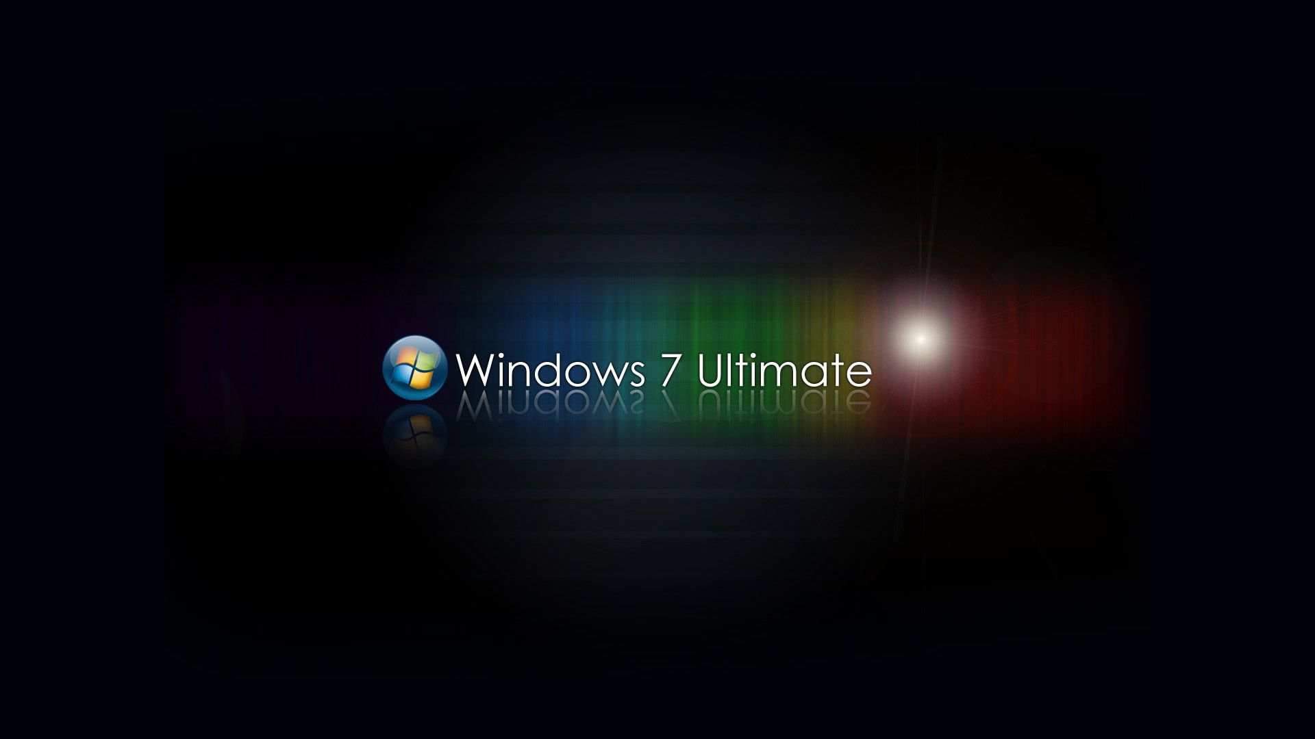Windows 7 Ultimate Wallpaper 1920x1080