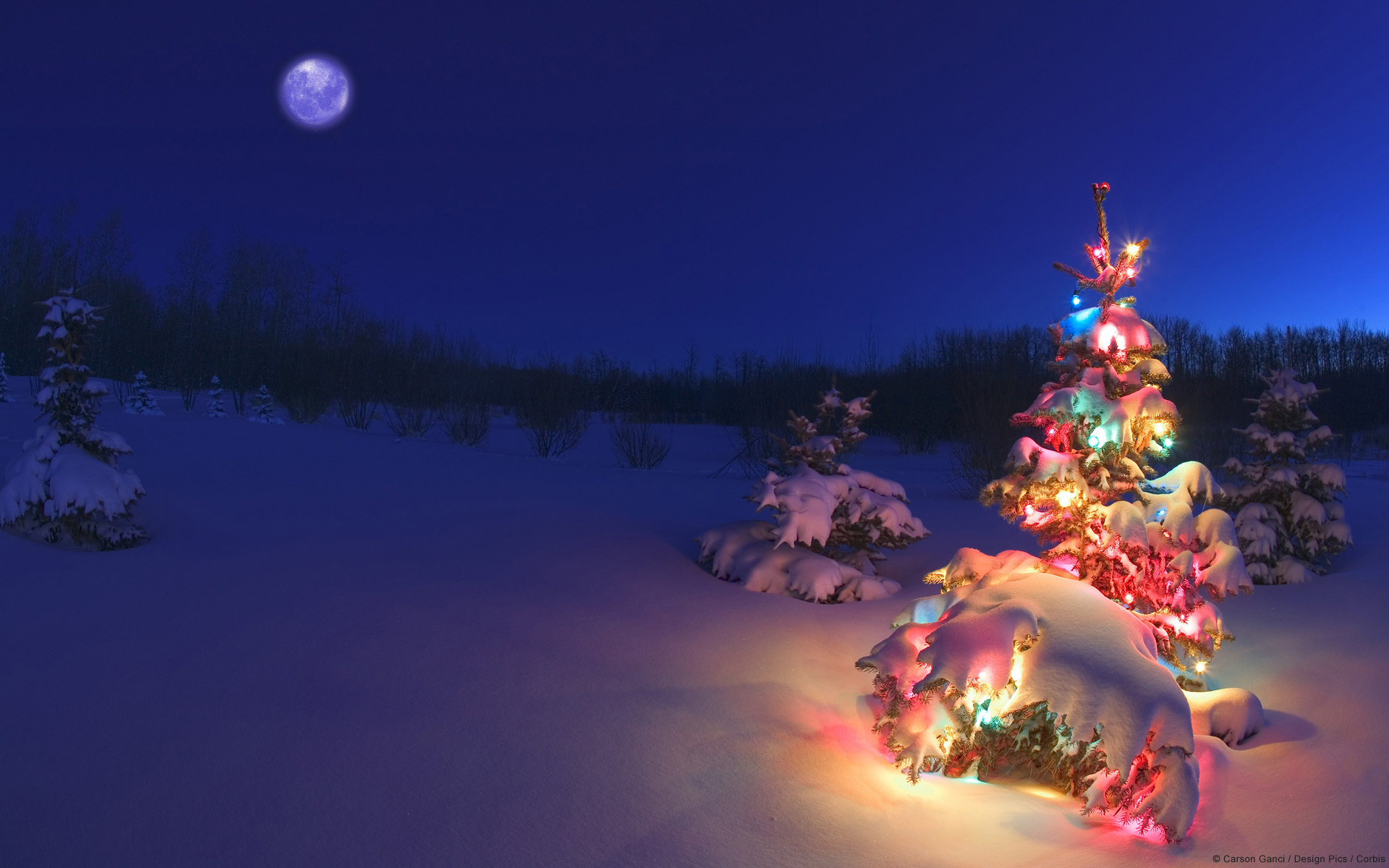 Windows 8 Christmas Wallpaper