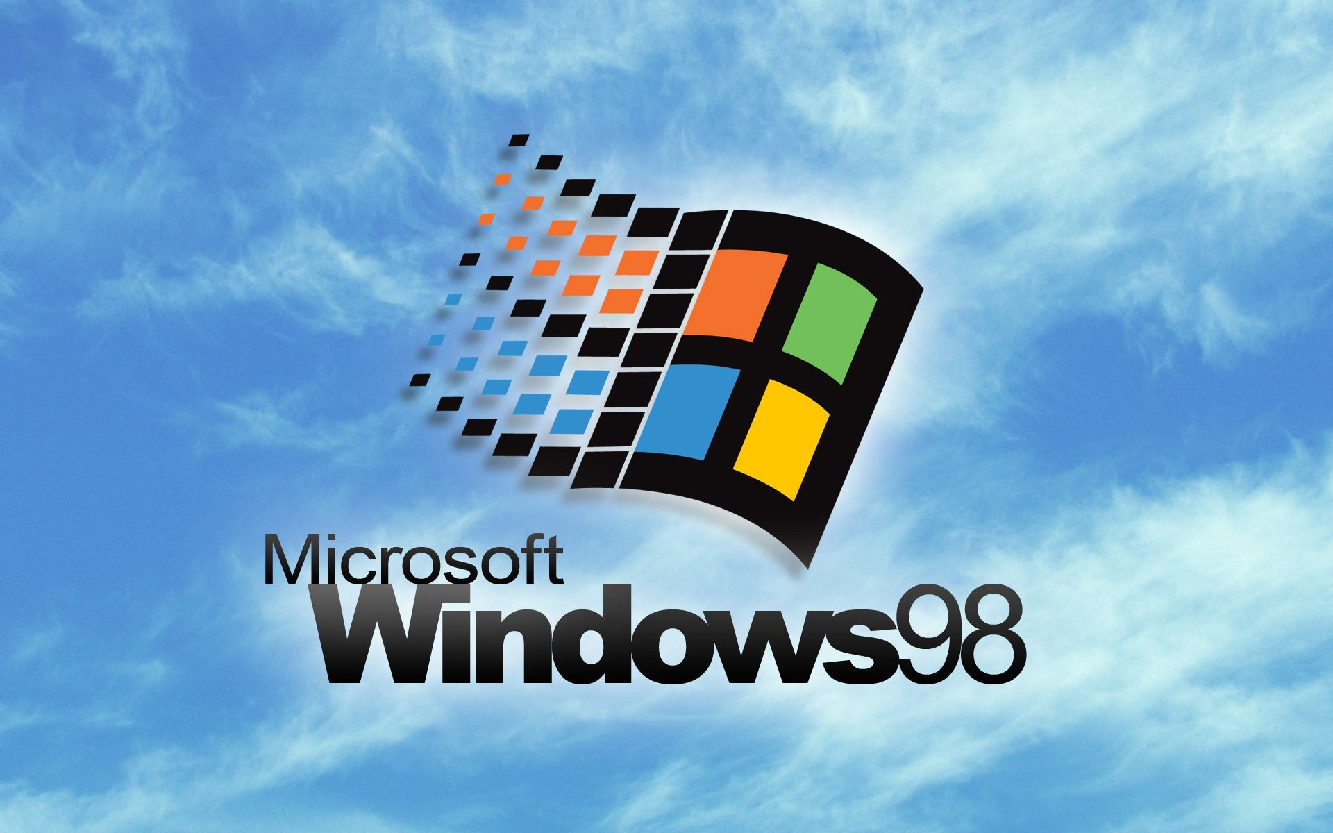 Windows 98 Desktop Wallpaper