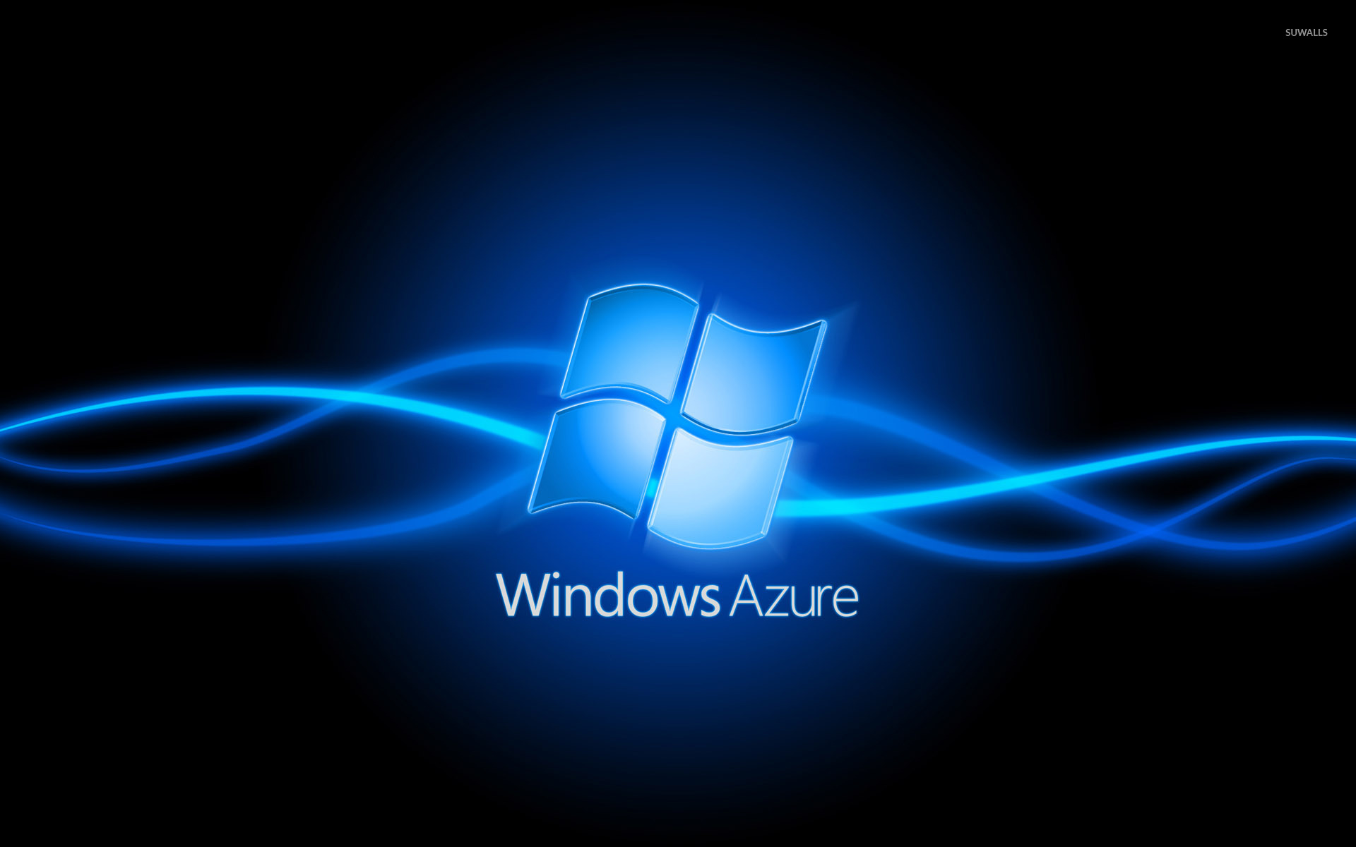 Windows Azure Wallpaper