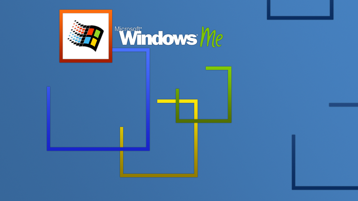 Windows Me Wallpaper