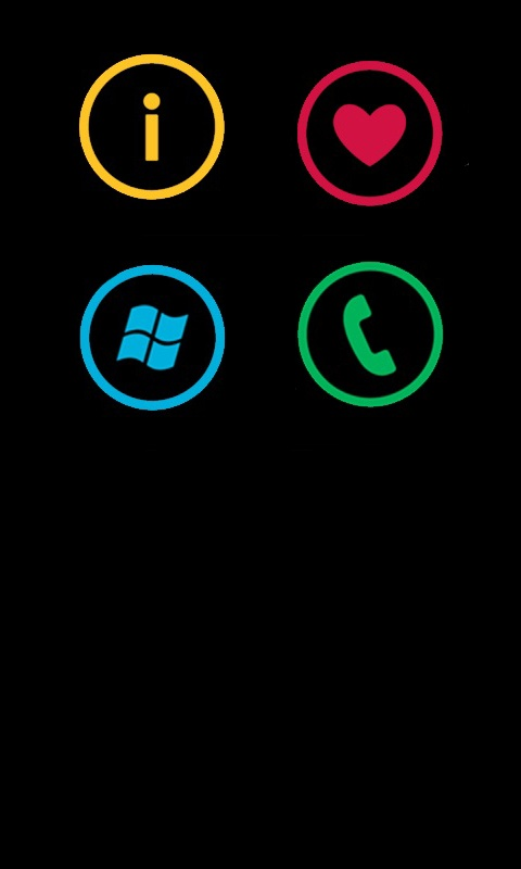 Windows Phone Lockscreen Wallpaper