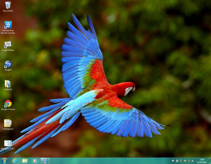 Windows Theme Wallpaper