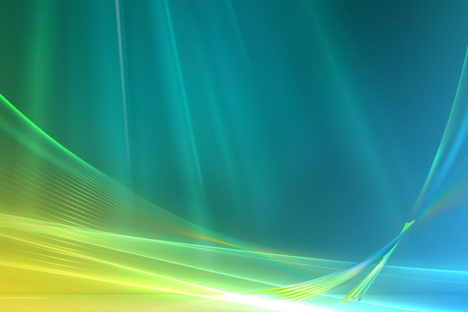 Windows Vista Default Wallpaper