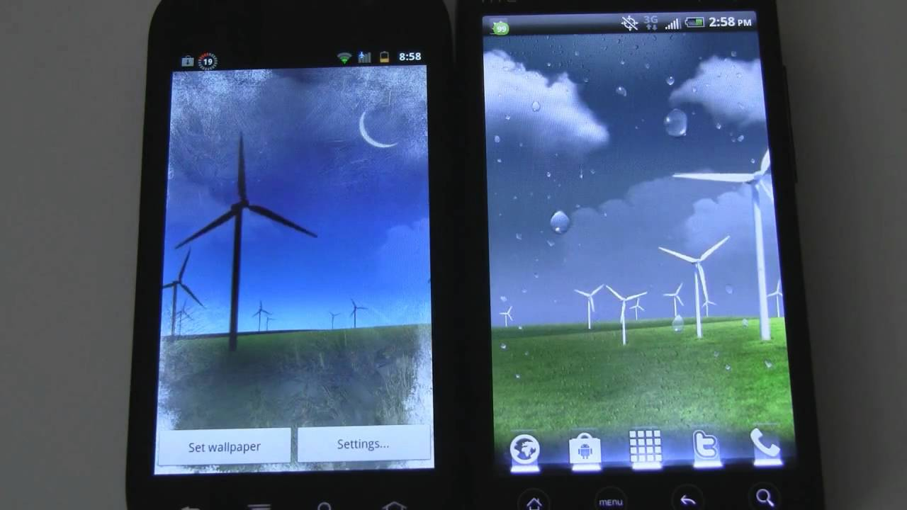 Windy Weather Live Wallpaper Apk Free Download