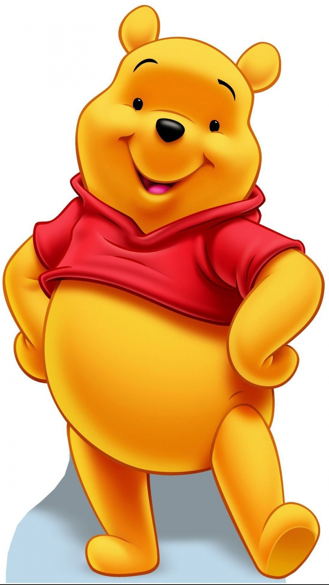 It is an image of Crush Whinne the Pooh Pics