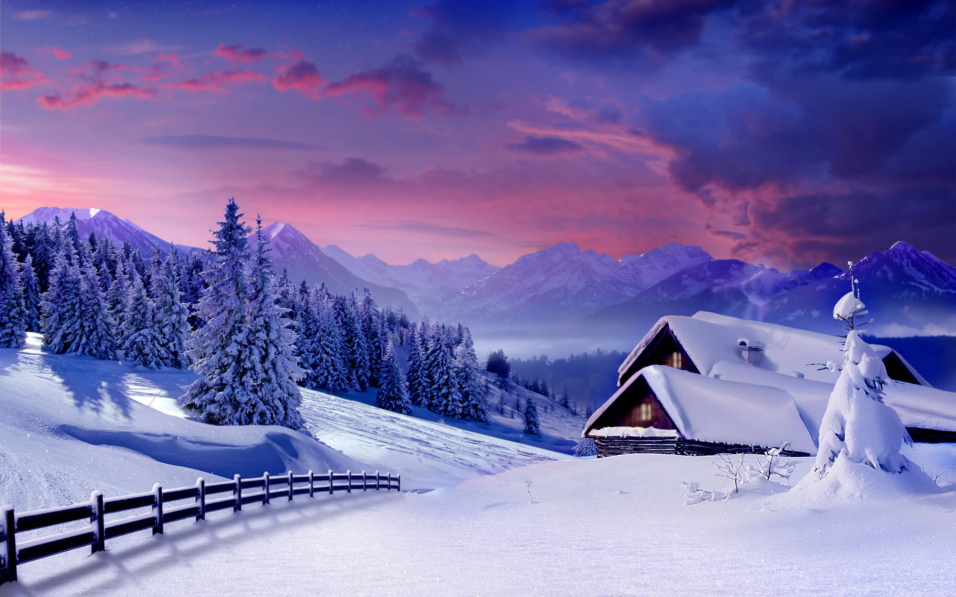 Winter Pictures Wallpaper