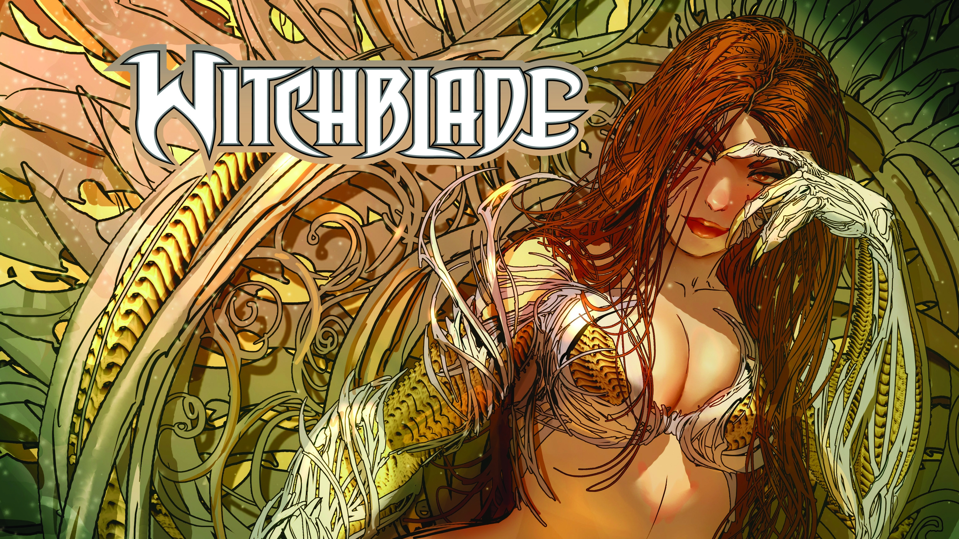 Witchblade Wallpaper