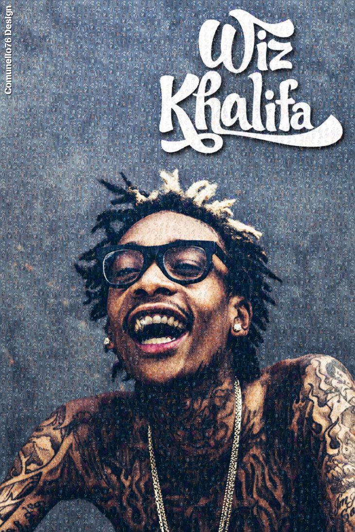 Wallpaper iphone wiz khalifa - Wiz Khalifa Iphone Wallpaper