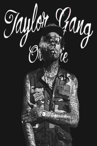 Wiz Khalifa Live Wallpaper