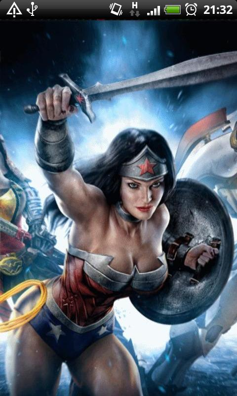 Wonder Woman Live Wallpaper