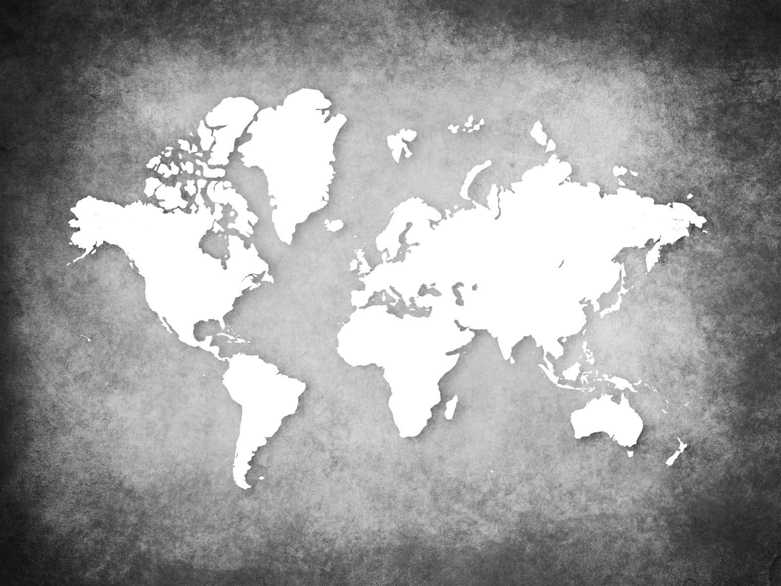 Download world map wallpaper black and white gallery world map wallpaper black and white gumiabroncs Choice Image