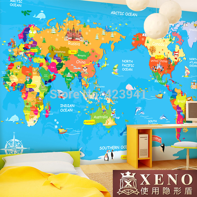 Desktop Wallpaper World Map: Download World Map Wallpaper Kids Gallery