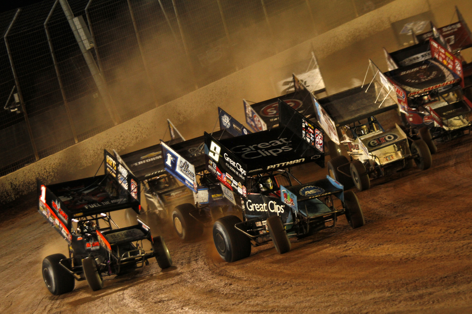 World Of Outlaws Wallpaper
