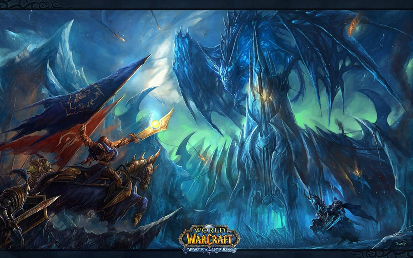 World Of Warcraft Wallpaper 1600x900