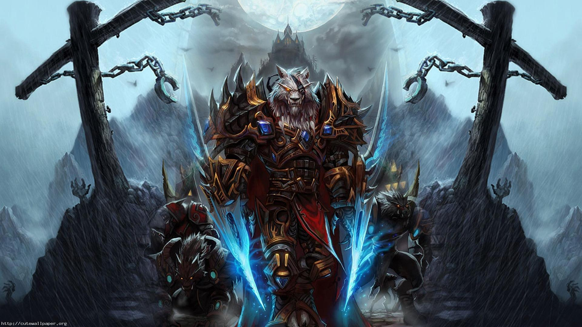 World Of Warcraft Wallpapers HD 1920x1080
