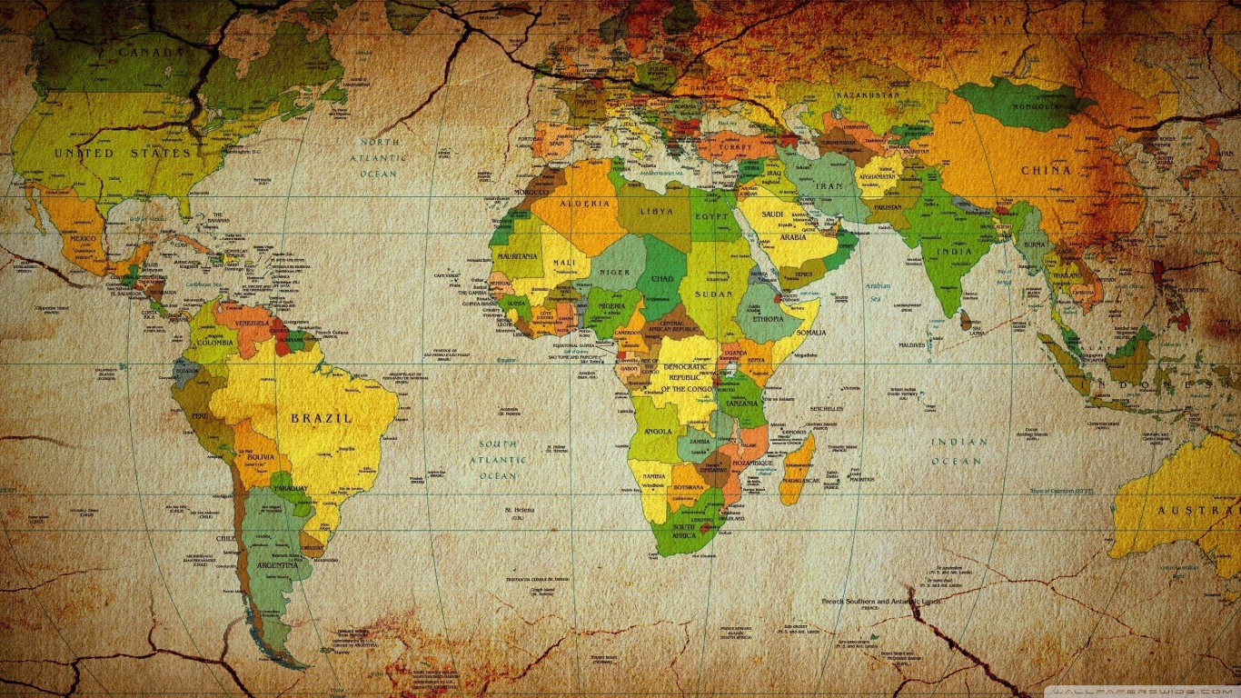 World political map hd wallpaper timekeeperwatches gumiabroncs Images