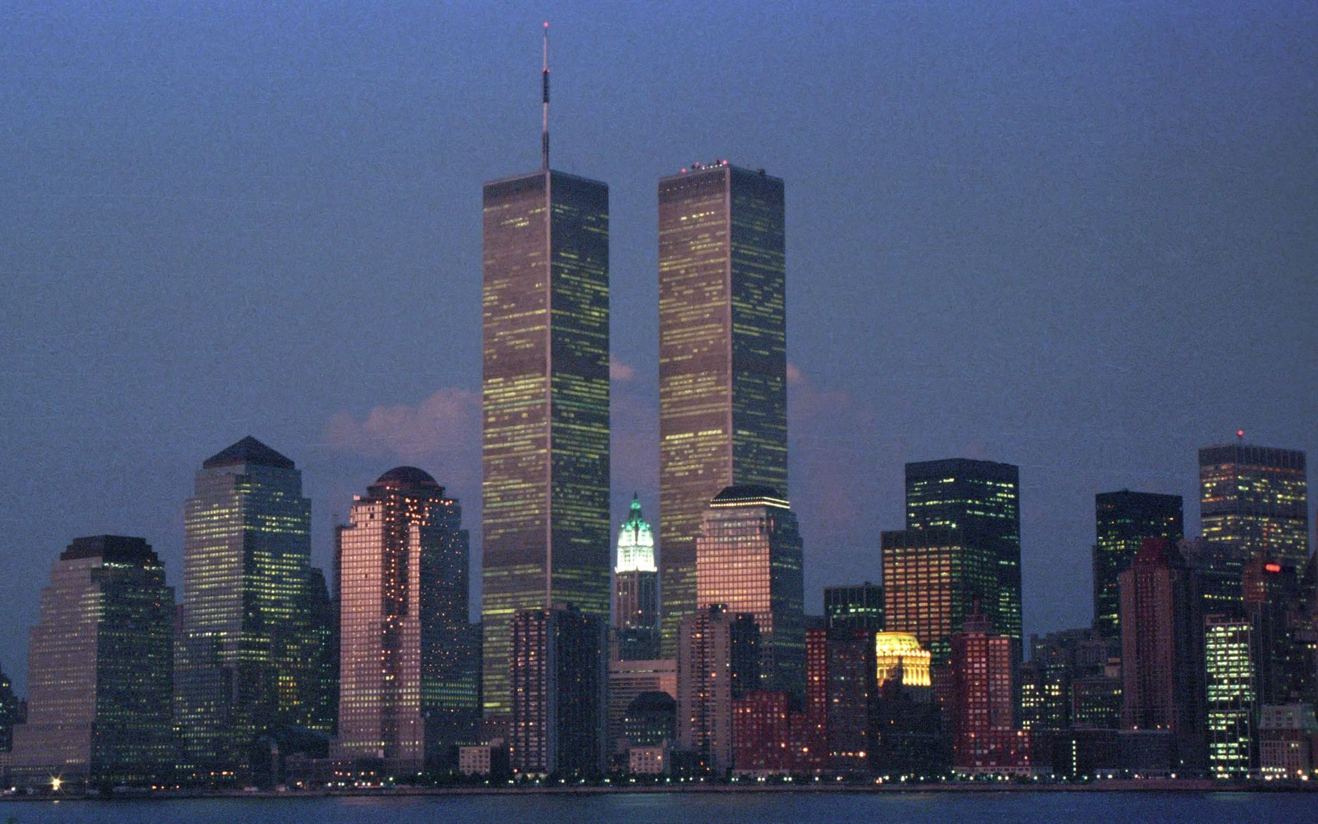 World Trade Center Wallpaper
