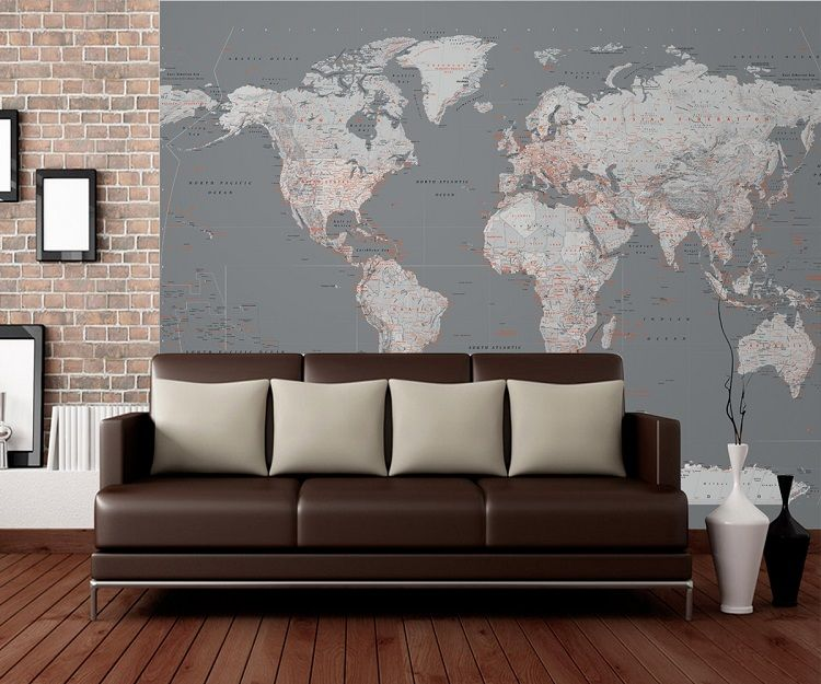 World Wallpaper For Walls