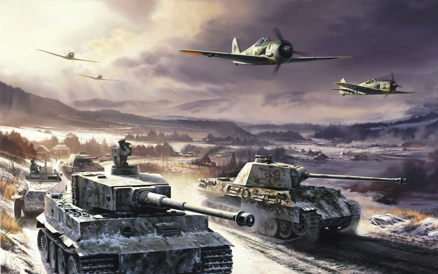 World War 2 Wallpapers