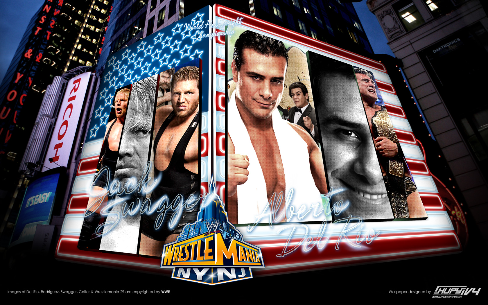 Wrestlemania Wallpapers