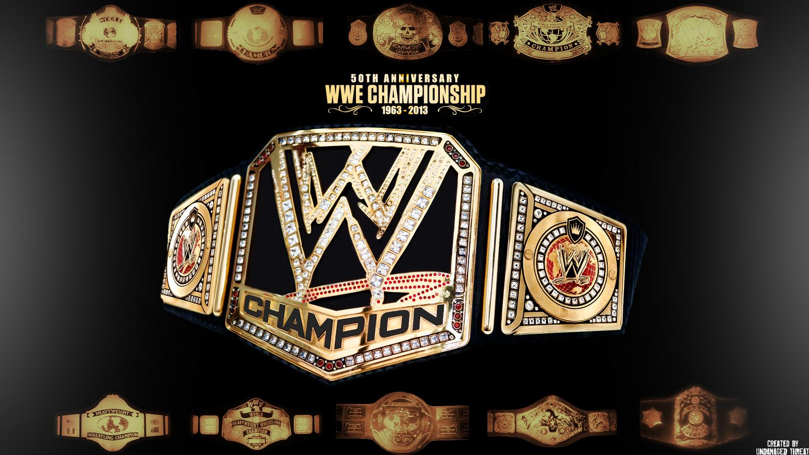 Wwe Champion Wallpapers