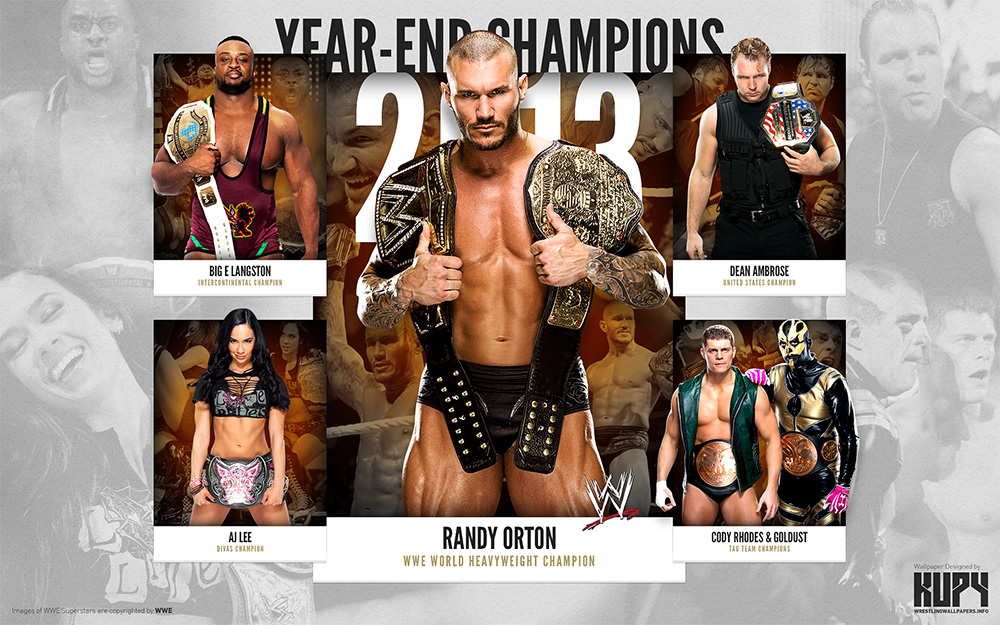 Wwe Champions Wallpapers