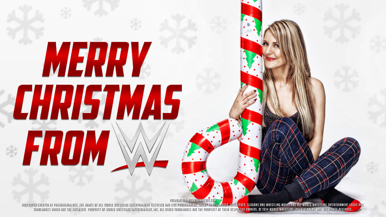 Wwe Christmas Wallpaper