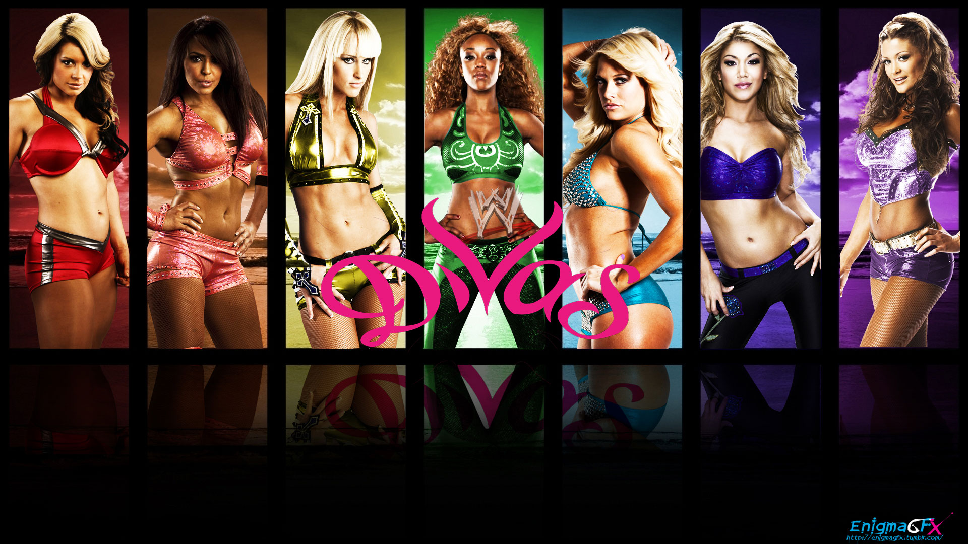 Wwe Diva Wallpaper